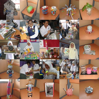 Recycle Activity Smk Alam Megah