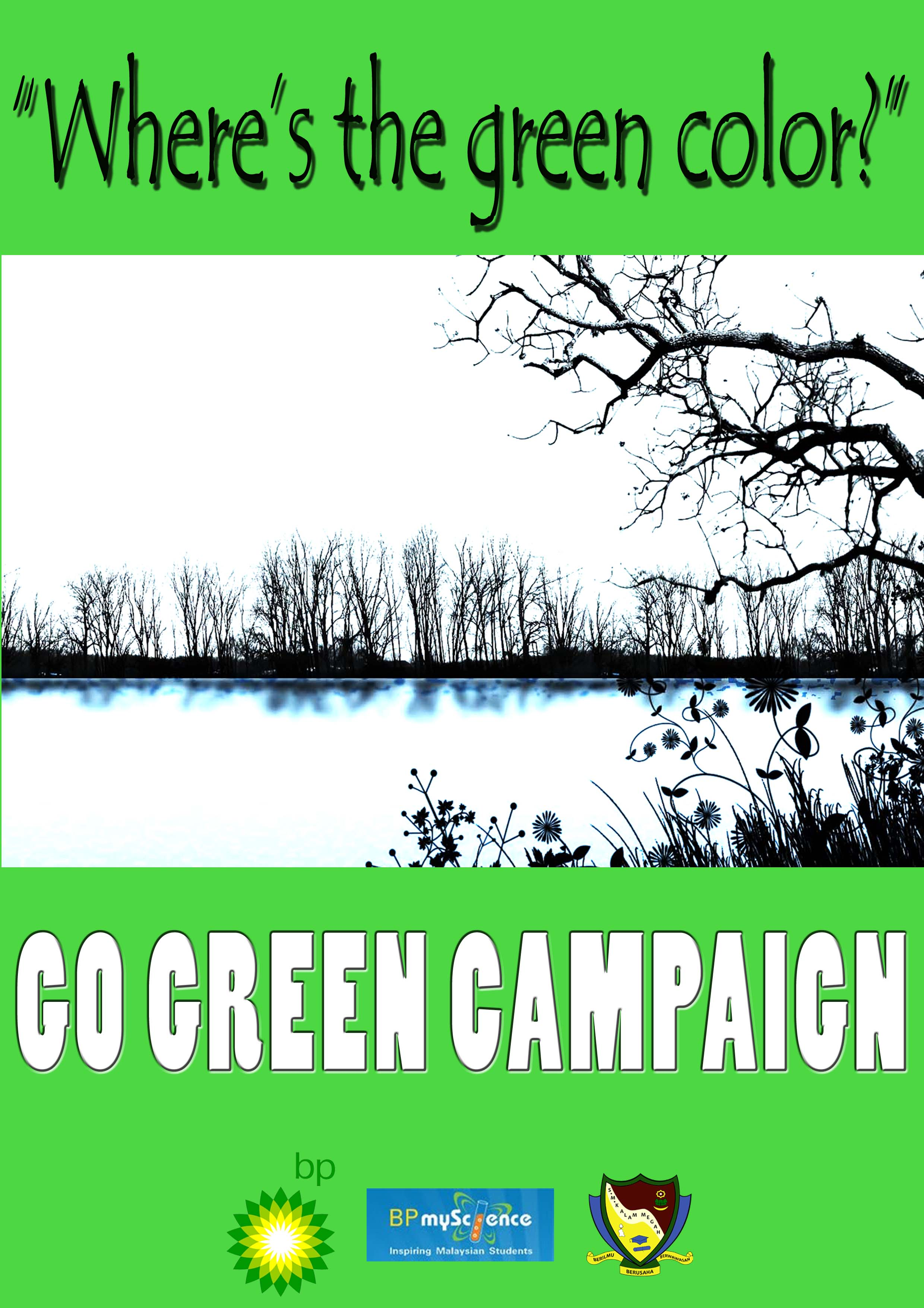 go green campaign July 14, 2016 – volunteers hit the streets to go green for justice special thanks to shashu polk and amber jackson who canvassed in their neighborhood, today to canvass 2-4 blocks in your.
